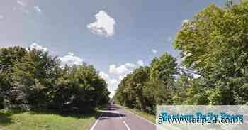 A140 closed near Brome after historic munitions discovered - Eastern Daily Press