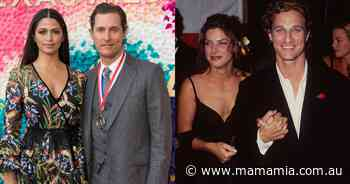 An 8-year marriage and Sandra Bullock: Inside Matthew McConaughey's relationships. - Mamamia