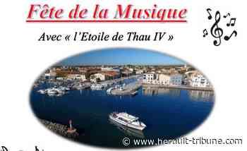 MARSEILLAN - Le bateau de Thau à prendre au plus tôt ! - Hérault-Tribune