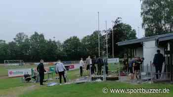 Große Aufräumaktion beim SV Preußen Reinfeld - Sportbuzzer