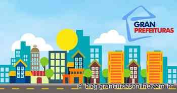 Concurso Prefeitura de Xinguara PA: provas remarcadas! VEJA! - Gran Cursos Online
