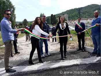 CARSOLI: INAUGURATO IL CENTRO RACCOLTA ACIAM -VIDEO - MarsicaWeb