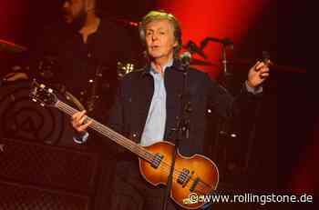 "Paul McCartney: ""Flaming... - Rolling Stone"