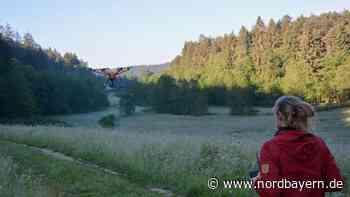 Berchinger Bauern suchen Rehe und Hasen mit Drohne - Nordbayern.de