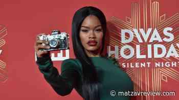 "Teyana Taylor Unveils ""The Album"" Tracklist: Rick Ross, Big Sean, Lauryn Hill, Kehlani - HotNewHipHop - Matzav Review"