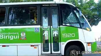Transporte coletivo volta a funcionar em Birigui após decreto municipal - G1