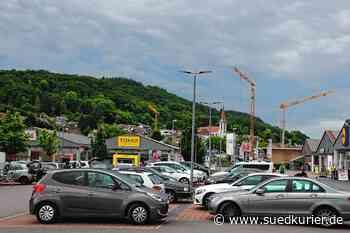 Endlich wieder was los auf den Straßen und in den Supermärkten: Grüezi, ... | SÜDKURIER Online - SÜDKURIER Online