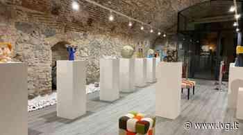 """""""Volumetrico"""", il design ceramico di Manuz in mostra ad Albissola Marina - IVG.it"""