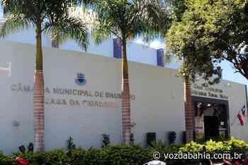 Covid-19: Câmara de Vereadores de Brumado paralisa atividades presenciais - Voz da Bahia