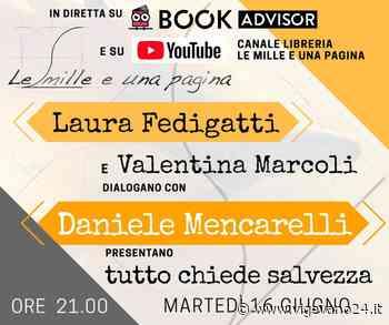 Mortara, nuova presentazione letteraria: ospite Daniele Mencarelli - Vigevano24.it