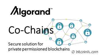 Algorand (Algo) Co-Chains - Permissioned Blockchains - Bitcoinik