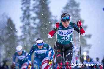 Settled in Canmore and Making Gains: Katherine Stewart-Jones - fasterskier.com