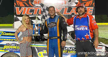 Spoils of victory to McCreary, Kemp, Muirhead at Big O Speedway - Summit USRA Weekly Racing Series