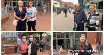 Meet the shoppers who joined queues outside Hanley's Primark, TK Maxx and Pandora as lockdown eased - Stoke-on-Trent Live