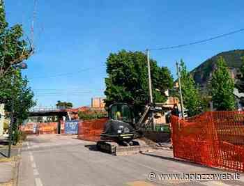 Monselice, via Valli chiusa per tutta giugno - La PiazzaWeb - La Piazza