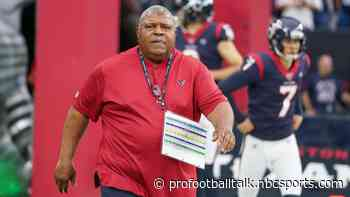 Romeo Crennel: The fire is hot right now, change needs to occur