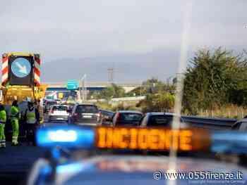 A1, incidente al casello di Firenze Impruneta: uscita chiusa - 055firenze