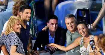 Basketball: Nikola Jankovic hat Coronavirus - Kontakt mit Novak Djokovic? - SPORT1