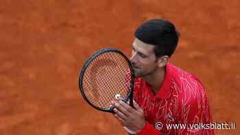 Novak Djokovic verpasst Finaleinzug - Liechtensteiner Volksblatt