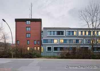 Charakter fürs Gewerbegebiet - Sanierung einer Polizeiwache von SEHW in Heppenheim - BauNetz.de