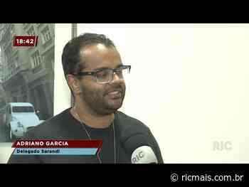 Mulher cruelmente morta a facadas: marido é preso em Nova Londrina - RIC Mais - RIC Mais Paraná