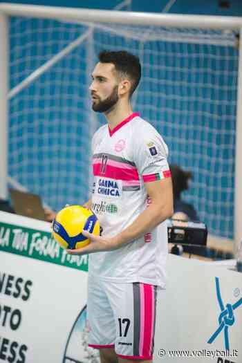 Brugherio: I Diavoli Rosa confermano il centrale Paolo Fumero - Volleyball.it
