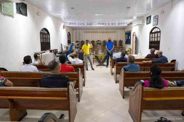 Prefeitura de Madre de Deus, na Bahia, vai determinar lockdown a partir do próximo domingo - G1