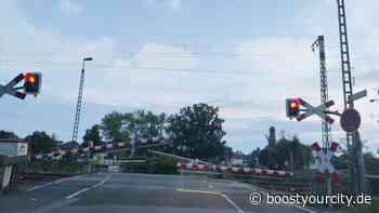 Bahnübergänge in Ginsheim-Gustavsburg werden gesperrt | BYC-NEWS Aktuelle Nachrichten - Boost your City