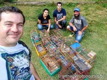 """Animais silvestres apreendidos em Itu encontram refúgio em """"santuário"""" na região - Jornal Periscópio"""