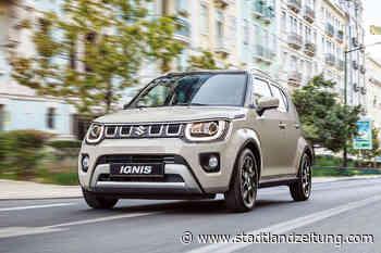 Suzuki Ignis mit Facelift und neuem Hybrid System - stadtlandzeitung