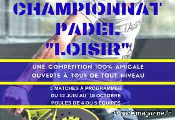 Dardilly Champagne à la relance ! - Padel Magazine