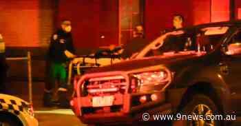 Altona alleged assault: Homicide squad investigate after police taser man - 9News