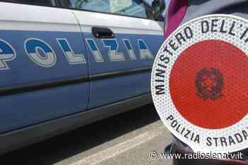 Arrestato dopo inseguimento sull'A1 un 36enne di Sinalunga - RadioSienaTv