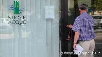 Nuove Acque: riaprono le agenzie di Arezzo e Sinalunga. Come accedere ai servizi - ArezzoNotizie