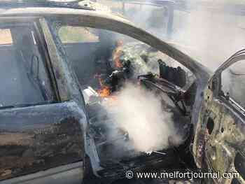 Fire dept responds to car fire, collision calls - Melfort Journal