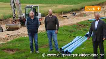 Deshalb sind die Bauplätze in Bissingen besonders begehrt - Augsburger Allgemeine