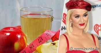 Apfelessig: Was kann die Beauty-Wunderwaffe von Katy Perry und Megan Fox? - BUNTE.de