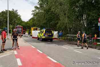 Wielertoerist gereanimeerd na hartaanval tijdens trainingsto... (Tessenderlo) - Het Belang van Limburg