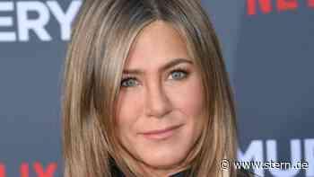 Jennifer Aniston: Unterstützung im Kampf gegen den Rassismus - STERN.de