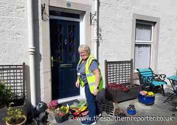 Lockdown efforts of Selkirk's response team volunteers applauded by community council - The Southern Reporter