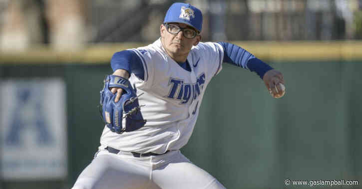 A look at the Padres' undrafted free agents