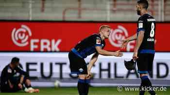 Bundesliga-Abstieg besiegelt: Paderborns Achterbahnfahrt geht weiter