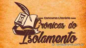 Esteio: inscrições do concurso literário Crônicas do Isolamento terminam dia 20 - Revista News