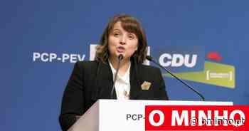 Deputada do PEV promete questionar governo sobre pedreira em Cabeceiras de Basto - O MINHO