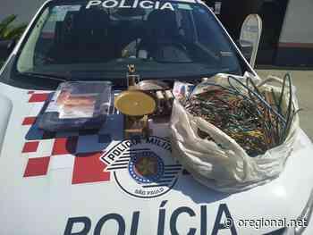 Polícia Militar de Pedreira prende indivíduo por furto - O Regional