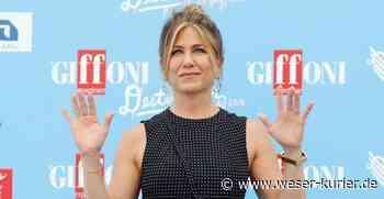 Gigantische Summe gespendet: Jennifer Aniston setzt sich gegen Rassismus ein - WESER-KURIER