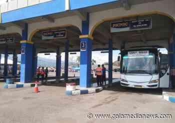 Bus AKAP Mulai Beroperasi, Terminal Guntur Garut Kembali Layani Tujuan ke Jakarta - galamedianews.com