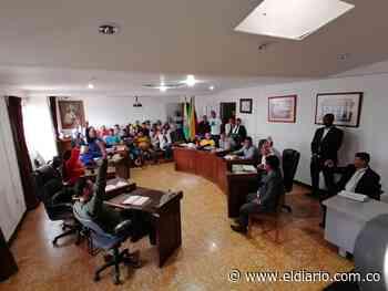 Concejos de Santa Rosa y Pueblo Rico, citados a extras - El Diario de Otún