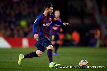 Studie beweist: Lionel Messi doppelt so gut wie Cristiano Ronaldo - Fussball Europa