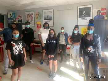 VIDEOS : ces lycéens à Chelles dénoncent le harcèlement - actu.fr